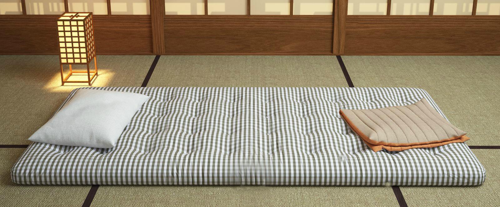 Японское спальное место